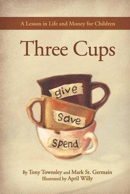 Three Cups - eBook  -     By: Mark St. Germain
