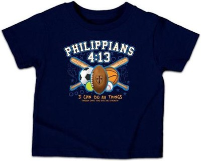 All Things Sports Shirt, Youth Small  -