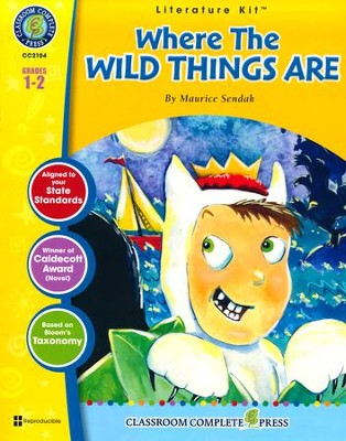 Where the Wild Things Are (Maurice Sendak) Literature Kit  -     By: Marie-Hellen Goyetche