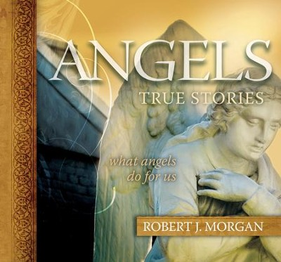 Angels - eBook  -     By: Robert Morgan