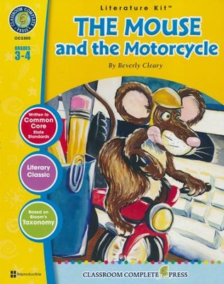 The Mouse and the Motorcycle (Beverly Cleary) Literature Kit  -     By: Marie-Hellen Goyetche