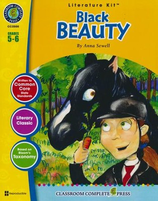 Black Beauty (Anna Sewell) Literature Kit  -     By: Nat Reed