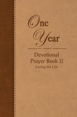 The One Year Devotional Prayer Book - Volume 2 - eBook  -     By: Johnny Hunt