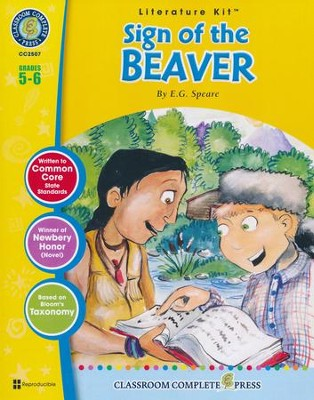 The Sign of the Beaver (E.G. Speare) Literature Kit  -     By: Nat Reed