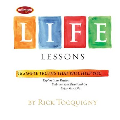 Life Lessons - eBook  -     By: Rick Tocquigny