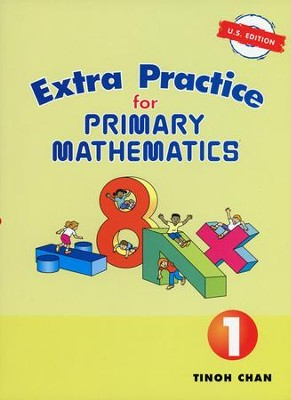 Singapore Math, Extra Practice for Primary Math U.S. Edition 1   -