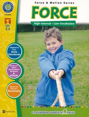 Force Grades 5-8  -     By: George Graybill