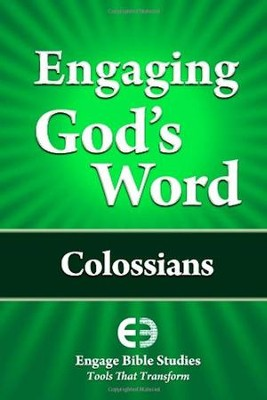 Engaging God's Word: Colossians  -