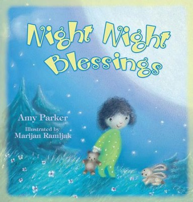 Night Night Blessings - eBook  -     By: Amy Parker