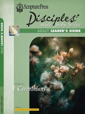 Scripture Press: Adult Disciples Leader's Guide, Spring 2018  -