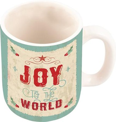 Joy To The World Mug  -