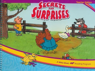 Abeka Secrets and Surprises Teacher Edition   -