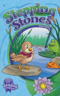 Abeka Stepping Stones Reader Grade 1 (New Edition)   -