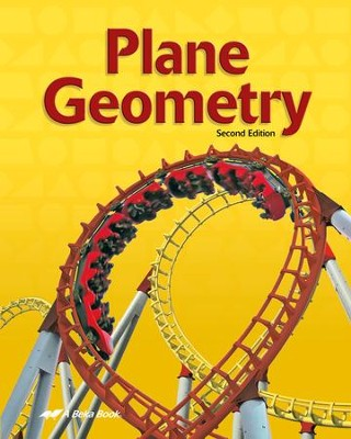 Abeka Plane Geometry, Second Edition   -