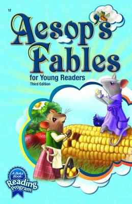 Abeka Aesop's Fables Reader Grade 1 (New Edition)   -