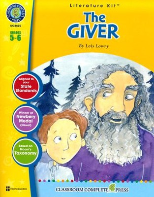 The Giver (Lois Lowry) Literature Kit  -     By: Nat Reed