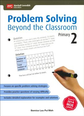 Problem Solving Beyond the Classroom Primary 2   -     By: Bernice Lau Pui Wah