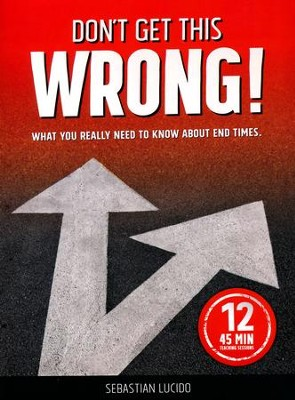 Don't Get This Wrong! - DVD  -     By: Sebastian Lucido