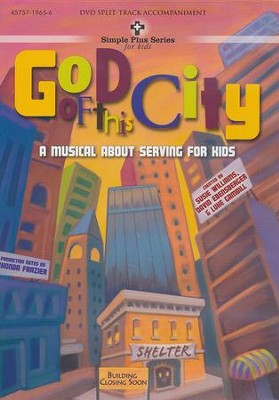 God of This City (DVD Split Track)   -