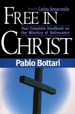 Free In Christ   -     By: Pablo Bottari
