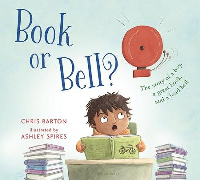 Book of Bell?  -     By: Chris Barton     Illustrated By: Ashley Spires