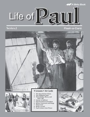 Extra Paul 2 Lesson Guide   -