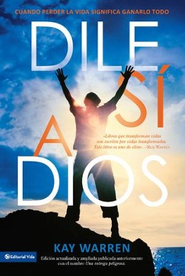 Dile si a Dios: A Call to Courageous Surrender - eBook  -     By: Zondervan
