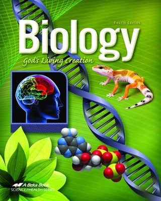 Abeka Biology: God's Living Creation (Updated Edition)   -