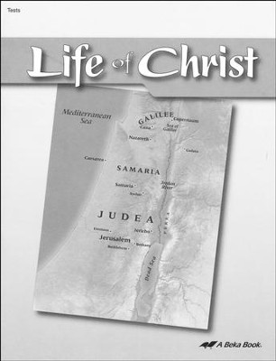 Abeka Life of Christ Tests   -