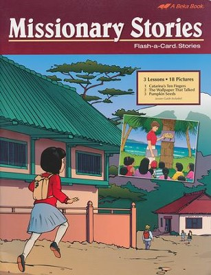 Abeka Missionary Stories   -