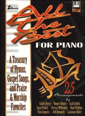 All the Best Songs for Piano   -
