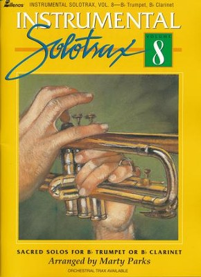 Instrumental Solotrax Vol. 8, Book  -     By: Marty Parks