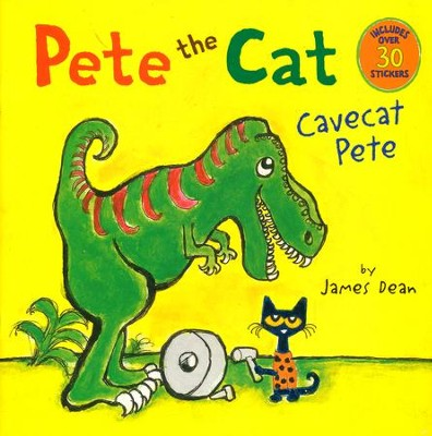 Pete the Cat: Cavecat Pete  -     By: James Dean     Illustrated By: James Dean