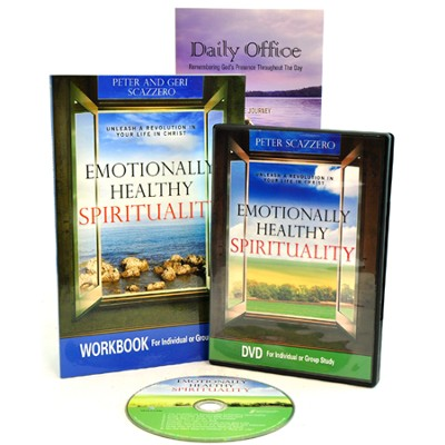 Emotionally Healthy Spirituality, Small Group Leader        Kit  -     By: Peter Scazzero