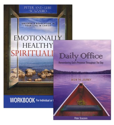 Emotionally Healthy Spirituality Small Group Member Pack  -     By: Peter Scazzero