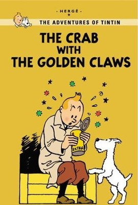 The Adventures of Tintin: The Crab with the Golden Claws, Young Readers Edition  -     By: Herge