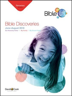 Bible-in-Life: Elementary Bible Discoveries (Student Book), Summer 2018  -