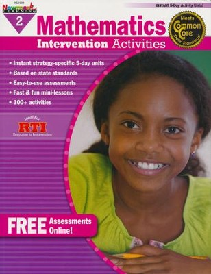 Mathematics Intervention Activities Grade 2  -