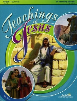Teachings of Jesus Youth 1 (Grades 7-9) Teaching Visuals  -