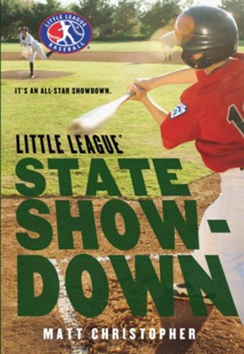 #3: State Showdown  -     By: Matt Christopher