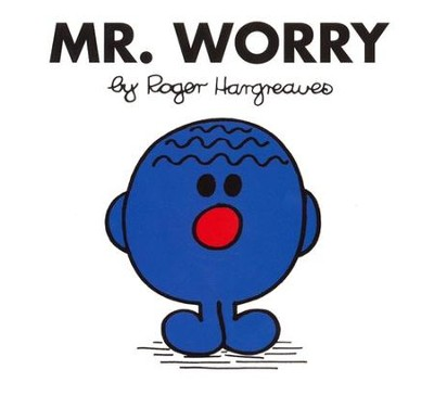 Mr. Worry  -     By: Roger Hargreaves, Adam Hargreaves