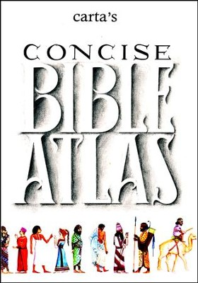 Carta's Concise Bible Atlas   -
