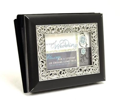 Blessings on Your Wedding, Photo Frame Album  -