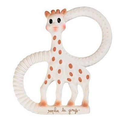 Sophie the Giraffe Teething Ring  -