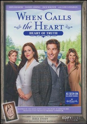 When Calls the Heart: Heart of Truth, DVD   -