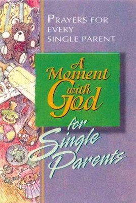 A Moment with God for Single Parents - eBook  -     By: Ramona Richards
