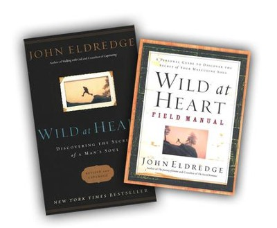 wild at heart book and study guide 2 volumes john eldredge rh christianbook com Wild at Heart Logo John Eldredge Wild at Heart