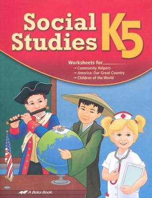 Social Studies, New Edition--Grade K5   -