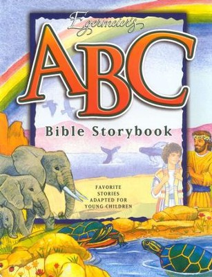 Egermeier's ABC Bible Storybook   -
