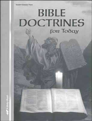 Bible Doctrines for Today Quizzes & Tests   -